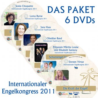 "Komplettpaket ""Internationaler Engelkongress 2011"""