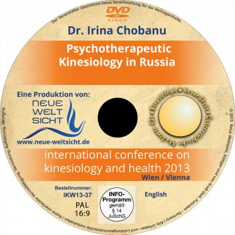 Psychotherapeutic Kinesiology in Russia