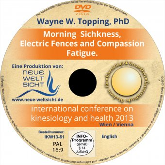 Morning Sickness, Electric Fences and Compassion Fatigue.