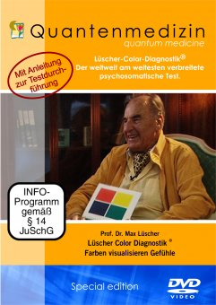 Lüscher-Color-Diagnostik® (Prof. Dr. Max Lüscher)