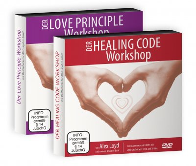 Der Healing Code Workshop und Der Love Principle Workshop (Alex Loyd)