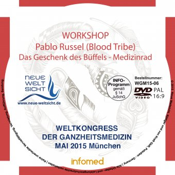 Workshop Pablo Russel (Blood Tribe)