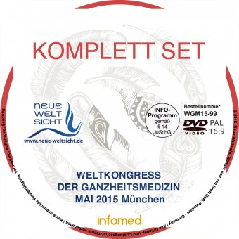 Komplett-SET Infomed Kongress 2015