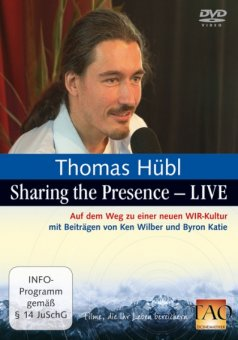 Sharing the Presence - LIVE (Doppel-DVD)