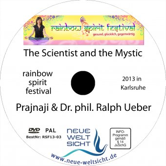 The Scientist and the Mystic - Prajnaji & Ralph Ueber