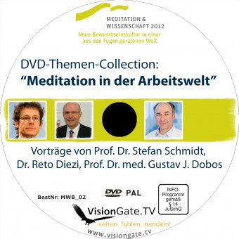 "DVD-Themen-Collection: ""Meditation in der Arbeitswelt"""
