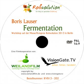 Boris Lauser - Fermentation