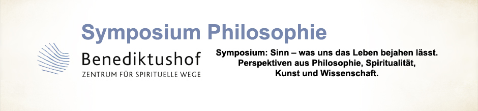 Symposiom Philosophie